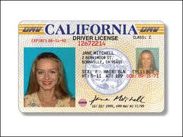 California Drivers Licenses